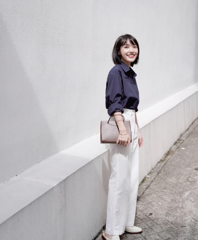 Street style Châu Á tuần này: Hội diện váy ôm sát chiếm thế áp đảo, toàn các chị em khoe body cực phẩm  - Ảnh 10.