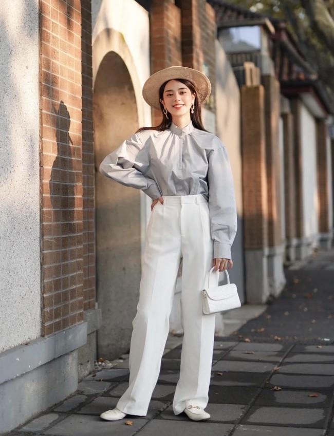 Street style Châu Á tuần này: Hội diện váy ôm sát chiếm thế áp đảo, toàn các chị em khoe body cực phẩm  - Ảnh 9.