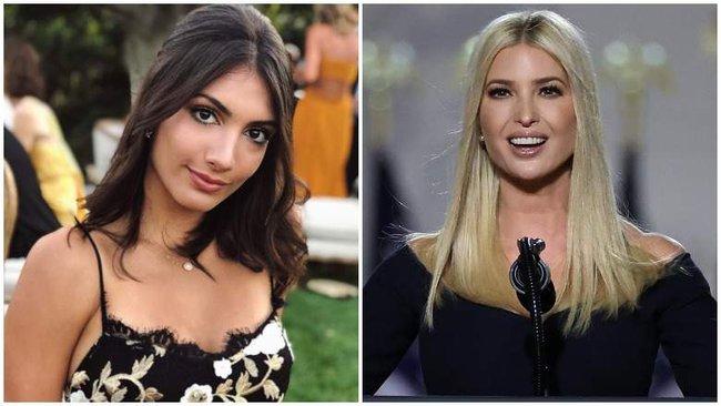"""""""Nữ thần"""" Ivanka Trump bất ngờ bị tố là người kiêu căng và bị chê bai lộ nhiều nhược điểm khi chọn trang phục gần 30 triệu đồng  - Ảnh 1."""