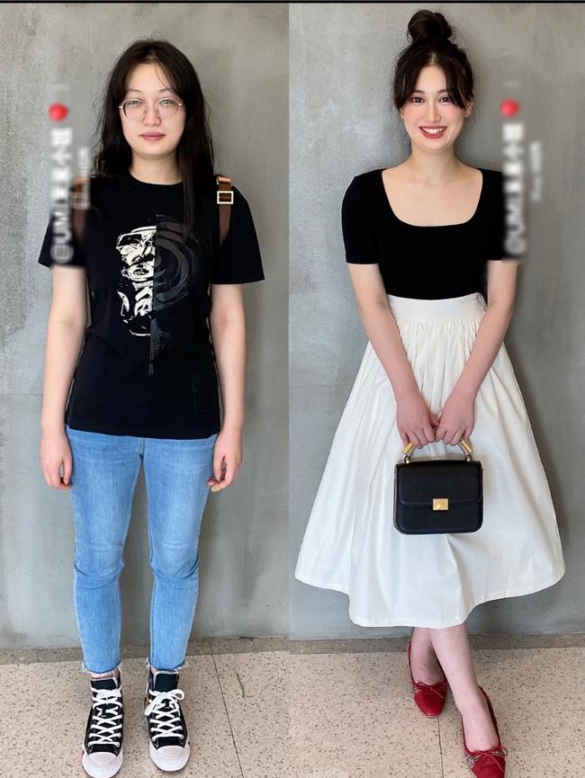 Những màn lột xác cho thấy các chị em cần học trang điểm và thay đổi phong cách  - Ảnh 10.