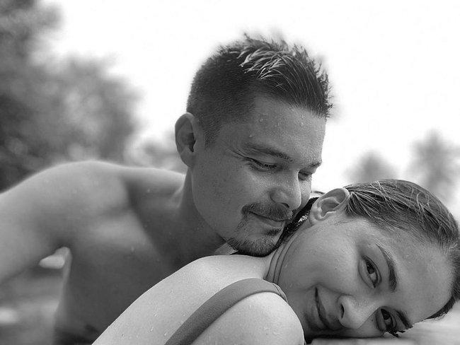 """Khoe khoảnh khắc tình tứ bên chồng tài tử, nhưng dân tình lại chỉ chú ý tới vòng 1 căng đầy của """"mỹ nhân đẹp nhất Philippines"""" - Ảnh 2."""