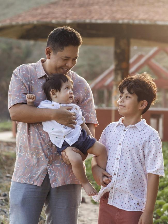 Tan chảy trước vẻ đáng yêu của con trai nhà Thanh Thúy - Đức Thịnh, nhìn ảnh mà ai cũng thốt lên điều này - Ảnh 4.