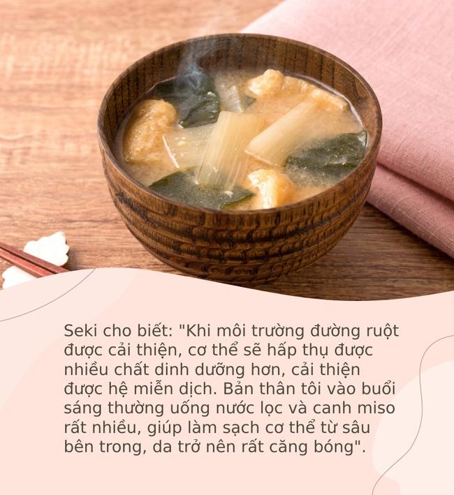 Nữ bác sĩ Nhật Bản chia sẻ cách cô ăn uống để giữ dáng, đẹp da, hạn chế bệnh tật - Ảnh 2.