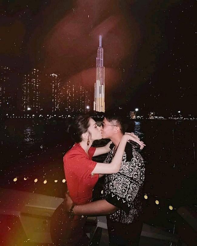 Điểm trùng hợp trong các hình ảnh hẹn hò của Hương Giang và Matt Liu mà ít ai nhận ra - Ảnh 3.