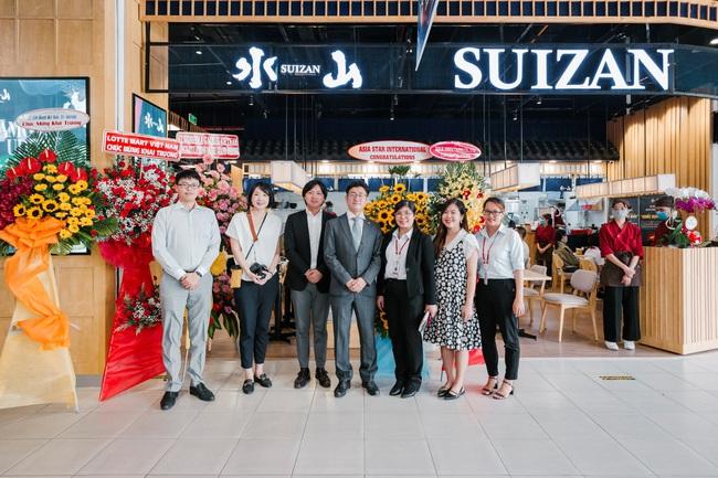 Thương hiệu mì Udon tươi hàng đầu Nhật Bản SUIZAN khai trương cửa hàng thứ 3 tại Lotte Mart Gò Vấp - Ảnh 1.