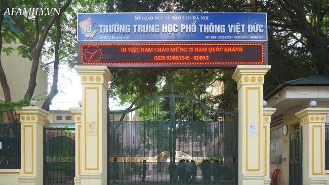 Địa điểm tổ chức thi tốt nghiệp THPT đợt 2 tại Hà Nội, chỉ 7 thí sinh dự thi, trong đó có 4 thí sinh từng trong diện F2 và 3 thí sinh tự do - Ảnh 1.