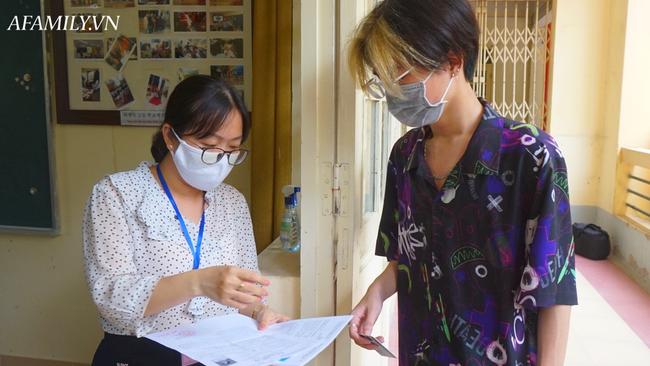 Địa điểm tổ chức thi tốt nghiệp THPT đợt 2 tại Hà Nội, chỉ 7 thí sinh dự thi, trong đó có 4 thí sinh từng trong diện F2 và 3 thí sinh tự do - Ảnh 6.