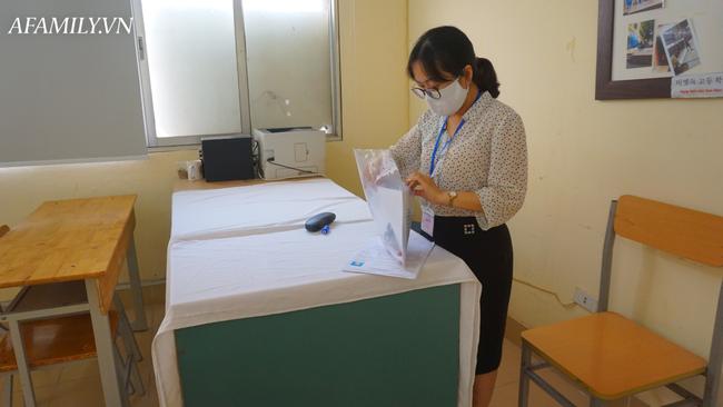 Địa điểm tổ chức thi tốt nghiệp THPT đợt 2 tại Hà Nội, chỉ 7 thí sinh dự thi, trong đó có 4 thí sinh từng trong diện F2 và 3 thí sinh tự do - Ảnh 8.