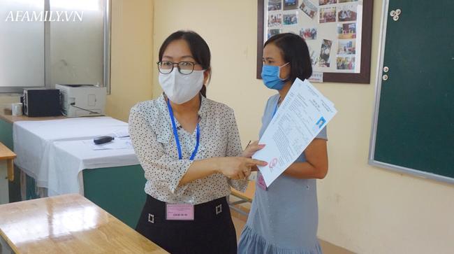 Địa điểm tổ chức thi tốt nghiệp THPT đợt 2 tại Hà Nội, chỉ 7 thí sinh dự thi, trong đó có 4 thí sinh từng trong diện F2 và 3 thí sinh tự do - Ảnh 9.