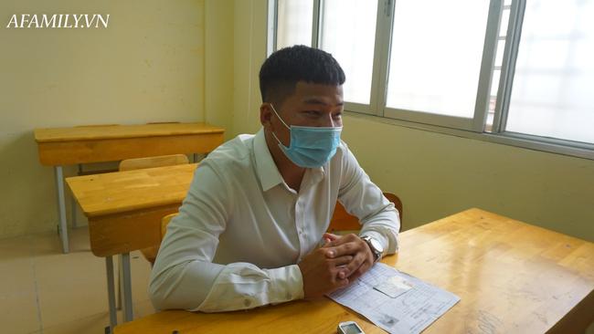 Địa điểm tổ chức thi tốt nghiệp THPT đợt 2 tại Hà Nội, chỉ 7 thí sinh dự thi, trong đó có 4 thí sinh từng trong diện F2 và 3 thí sinh tự do - Ảnh 10.