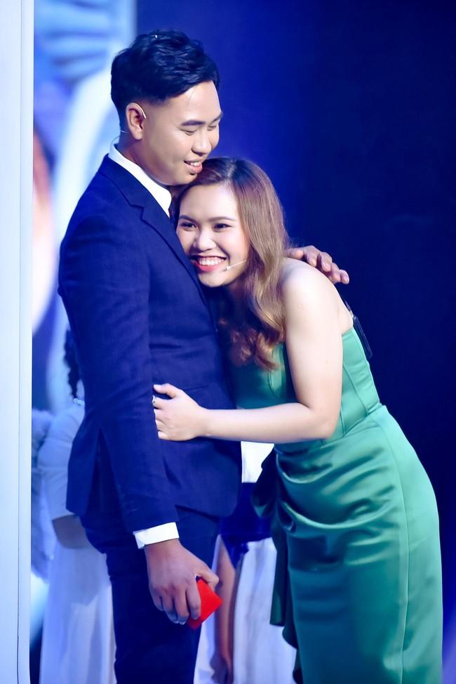 Mẹ đơn thân được chàng trai 24 tuổi cầu hôn ở show mai mối của Xuân Bắc - H'Hen Niê  - Ảnh 9.
