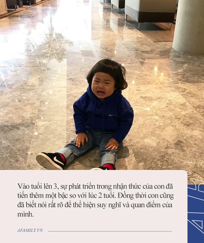 Parent coach Tú Anh Nguyễn chỉ ra giai đoạn ẩm ương cực kỳ của trẻ, nhưng chỉ cần làm đúng cách thì bố mẹ sẽ qua vượt qua dễ dàng - Ảnh 3.