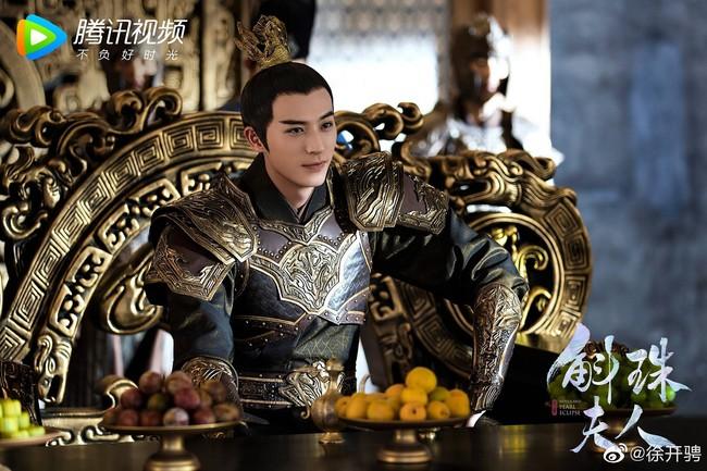 """""""Cửu Châu Hộc Châu phu nhân"""": Dương Mịch mặc áo trắng đẫm máu, tiết lộ đã cầm nhầm kịch bản  - Ảnh 8."""
