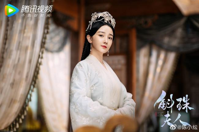 """""""Cửu Châu Hộc Châu phu nhân"""": Dương Mịch mặc áo trắng đẫm máu, tiết lộ đã cầm nhầm kịch bản  - Ảnh 7."""