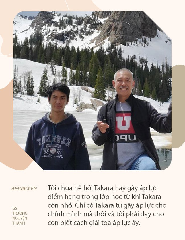 Giáo sư Trương Nguyện Thành chia sẻ phong cách dạy con Cha Voi vô cùng sâu sắc: Biết sửa sai hay cố làm cho đúng? - Ảnh 1.