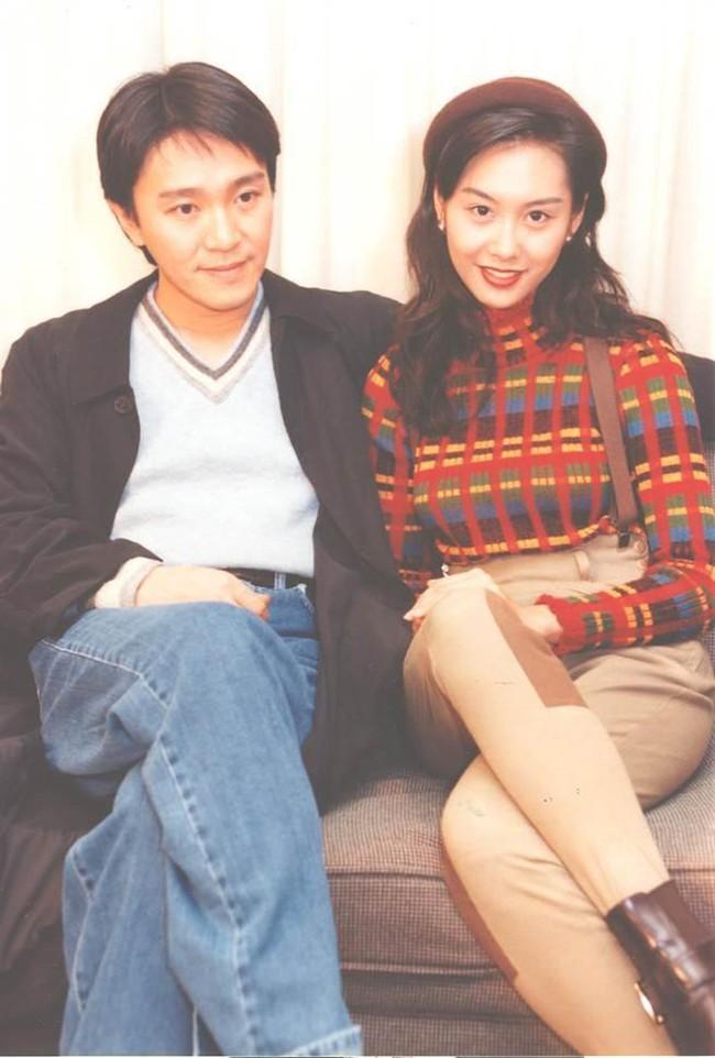 Chu Ân và mối tình bí ẩn với Châu Tinh Trì.