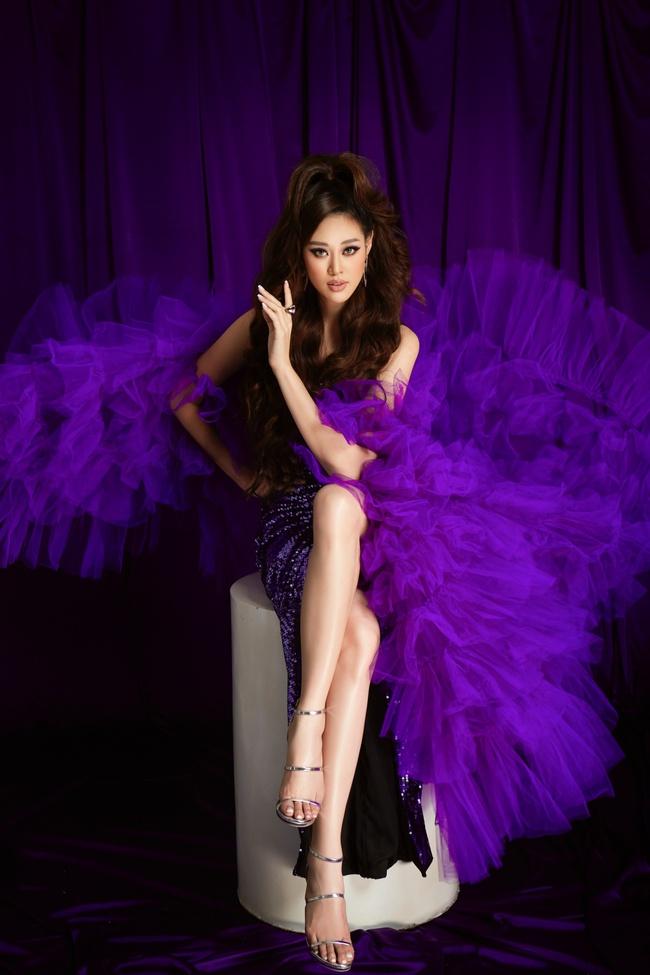 """Hoa hậu Khánh Vân gây ấn tượng khi hóa thân thành """"drag queen"""" cùng Lynk Lee dành tặng cộng đồng LGBTQ+ - Ảnh 2."""