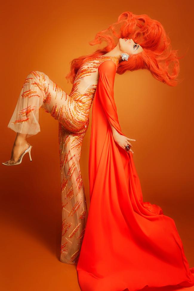 Biên đạo Nhật Anh mang Màu Cam – tượng trưng cho sự nhận thức và các khả năng. Anh cũng chính là biên đạo dạy nhảy cho các đại diện Việt Nam tại Miss Universe như Hoa hậu H'Hen Niê, Á hậu Hoàng Thuỳ, Hoa hậu Khánh Vân…