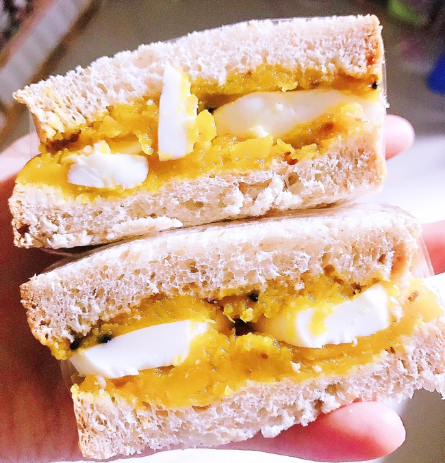 9x có làn da mịn không tì vết chia sẻ 9 cách ăn bánh mì cho bữa sáng lành mạnh mà chế biến cực nhanh! - Ảnh 1.