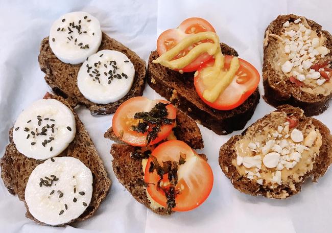 9x có làn da mịn không tì vết chia sẻ 9 cách ăn bánh mì cho bữa sáng lành mạnh mà chế biến cực nhanh! - Ảnh 15.