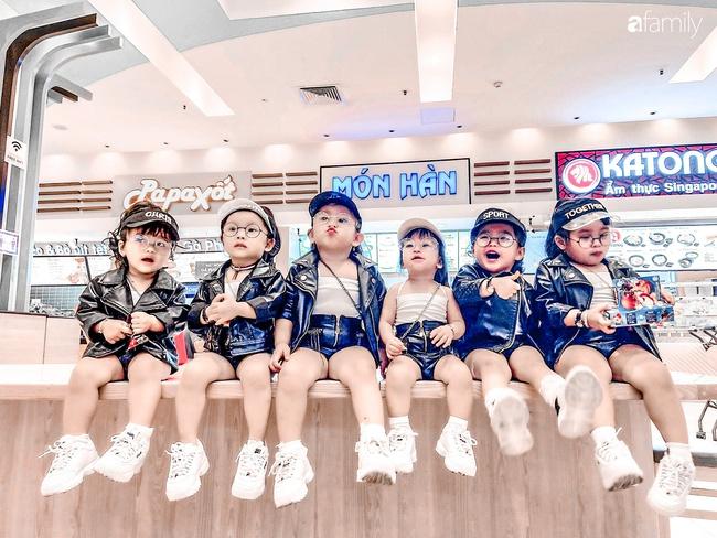 """Biệt đội """"nhà đông con"""" ở Sài Gòn đi đâu cũng rực rỡ, xuất hiện chỗ nào là gây náo loạn chỗ đó - Ảnh 8."""