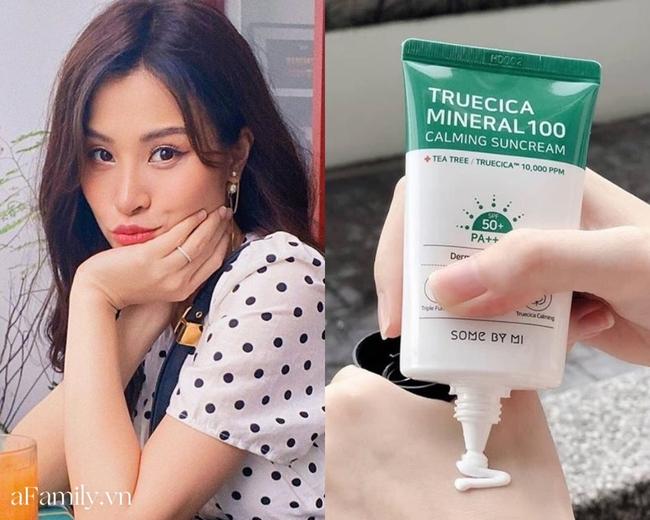 Hội sao Việt ngoài 30 chia sẻ về tuýp kem chống nắng yêu thích, có loại giá rẻ còn chưa đến 300k - Ảnh 6.