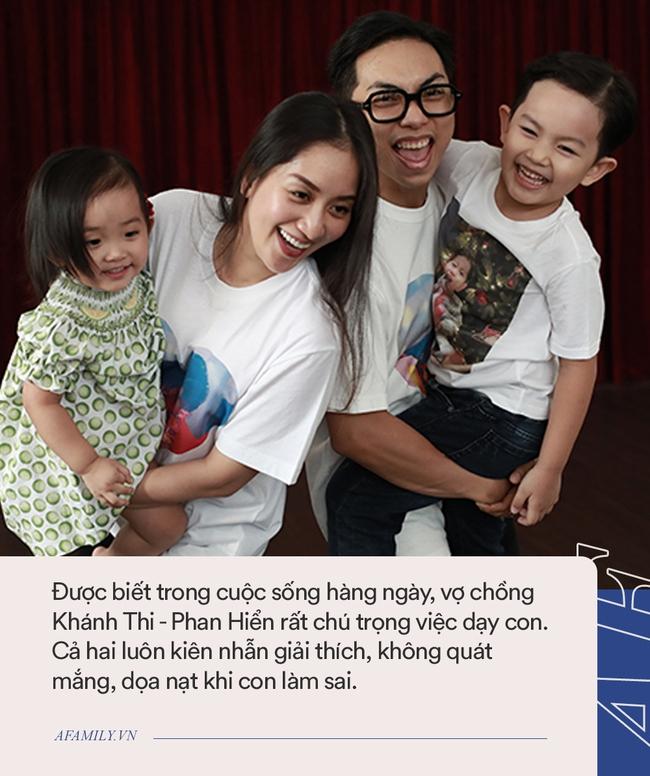 Vợ chồng Khánh Thi - Phan Hiển đưa các con đi thả diều, tưởng chỉ để vui chơi ai ngờ kết hợp cả phương pháp dạy dỗ như này - Ảnh 3.