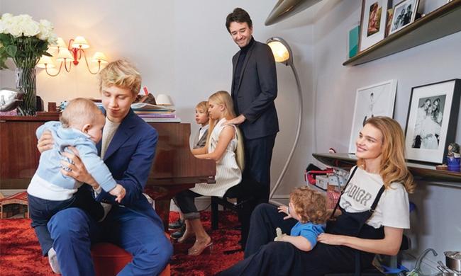 """Ngôn tình ngoài đời thật: Cô gái nghèo bán trái cây dạo, đi qua một đời chồng và sinh 5 con vẫn cưới """"Thái tử Louis Vuitton"""" - Ảnh 10."""