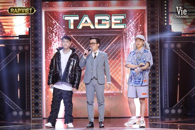 """""""Rap Việt"""": Karik nghi ngờ Suboi thiên vị cho thí sinh nữ duy nhất trong đội liền bị """"chị đại"""" làng rap đứng dậy đáp trả - Ảnh 5."""