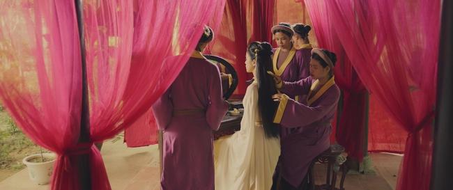"""Phim """"Kiều"""" gây náo loạn khi tung hình ảnh Thúy Kiều khoe trọn lưng trần gợi cảm, danh tính nữ chính khiến cộng đồng mạng xôn xao - Ảnh 4."""