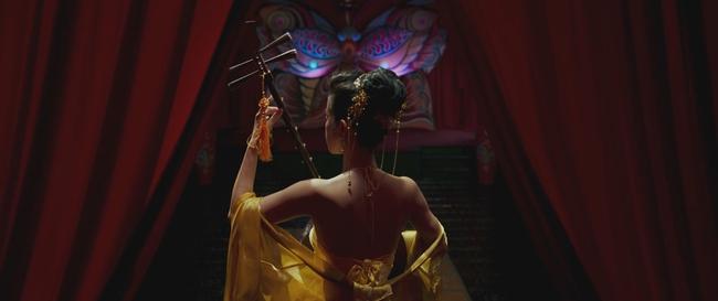 """Phim """"Kiều"""" gây náo loạn khi tung hình ảnh Thúy Kiều khoe trọn lưng trần gợi cảm, danh tính nữ chính khiến cộng đồng mạng xôn xao - Ảnh 6."""