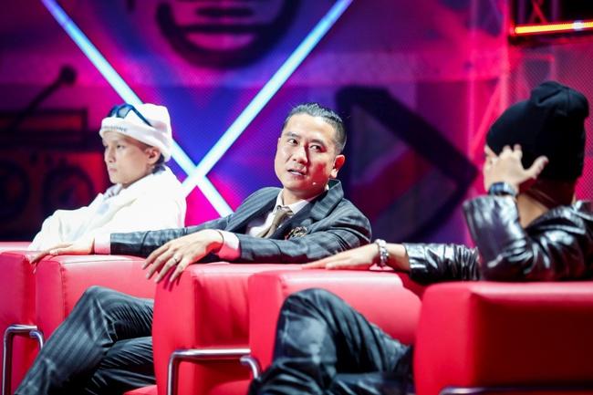 """King of Rap: Sau Thạch Sanh, đến Thủy Thần giúp """"hoàng tử cổ tích"""" Kenji hạ gục đối thủ, còn gây sốt MXH  - Ảnh 5."""