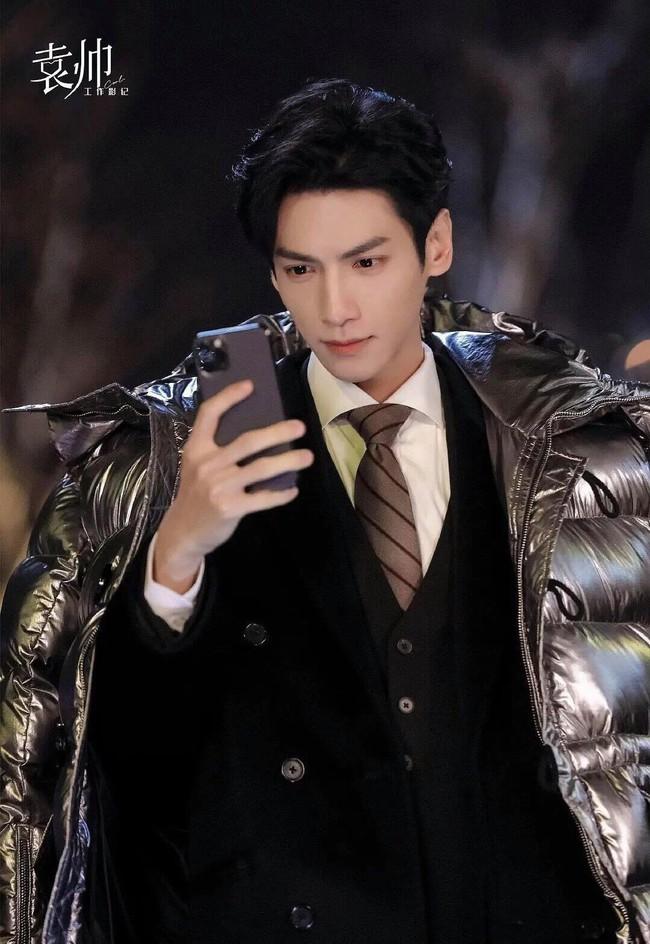 Nửa là đường mật nửa là đau thương: La Vân Hi đẹp mê mẩn khi làm CEO, netizen quên mất vừa chê nam diễn viên lùn - Ảnh 9.