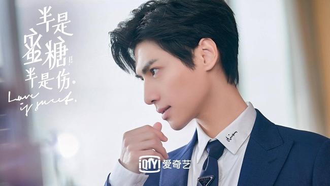 Nửa là đường mật nửa là đau thương: La Vân Hi đẹp mê mẩn khi làm CEO, netizen quên mất vừa chê nam diễn viên lùn - Ảnh 3.