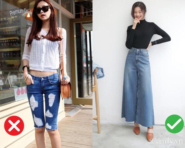 """2 kiểu quần jeans nên tránh xa vì khiến bạn bị """"dìm dáng"""" và lôi thôi đến cực độ  - Ảnh 2."""