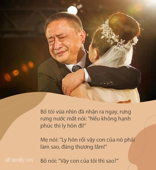 8 mẩu chuyện gia đình cực ngắn: Ba mẹ có thể quên mình là ai, nhưng không bao giờ quên tình yêu dành cho con cái! - Ảnh 1.