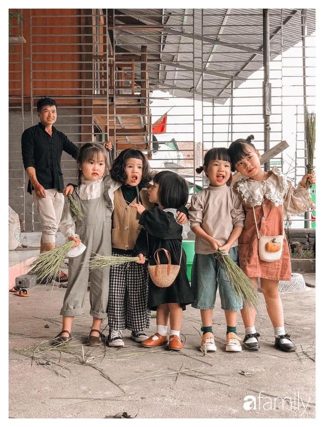 """Bộ ảnh """"nhà có 5 nàng tiên"""" rủ nhau lên Mù Cang Chải đẹp như tranh khiến người lớn cũng phải mê mệt - Ảnh 17."""