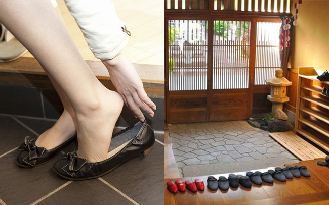 """Vội mấy người Nhật cũng không bao giờ quên cởi giày trước khi bước vào nhà, lý do giúp bạn hiểu vì sao tuổi thọ của họ luôn """"vô địch"""" thế giới - Ảnh 2."""
