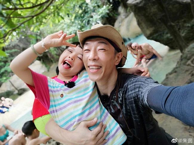 Bất ngờ trước nhan sắc của con gái Chu Ân - Ảnh 3.
