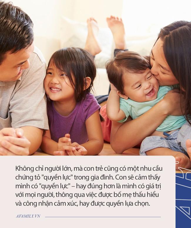 """Bố mẹ không việc gì phải """"cáu tiết"""" mỗi khi con không nghe lời, áp dụng 5 cách nhỏ mà có võ này thì mọi việc tự khắc êm xuôi - Ảnh 1."""