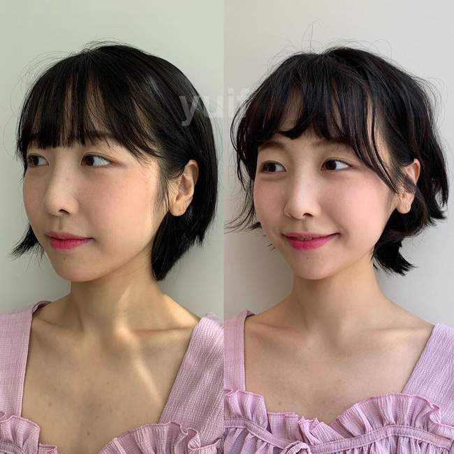 Uốn nhuộm chưa chắc đã vi diệu bằng việc đi cắt tóc mái, 10 minh chứng dưới đây sẽ giúp bạn ngộ ra chân lý này  - Ảnh 3.