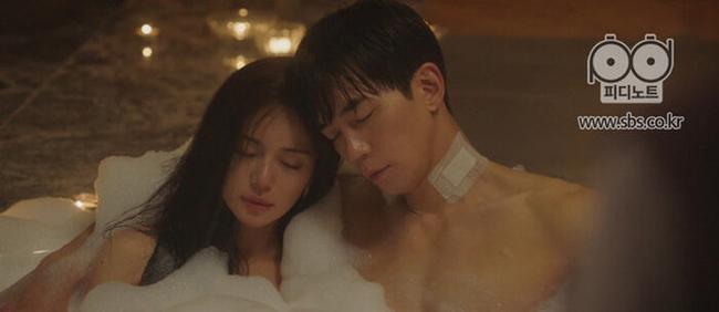 Loạt phim Hàn nhận lệnh phạt vì nhiều lý do: Ji Chang Wook khỏa thân đánh nhau, Kim Soo Hyun để gái xinh sờ soạng văng tục - Ảnh 7.