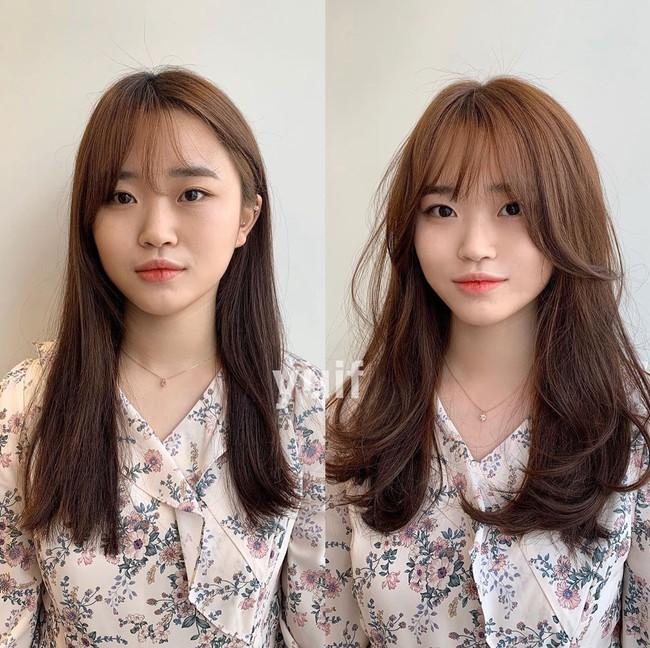Uốn nhuộm chưa chắc đã vi diệu bằng việc đi cắt tóc mái, 10 minh chứng dưới đây sẽ giúp bạn ngộ ra chân lý này  - Ảnh 7.