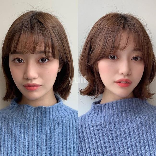 Uốn nhuộm chưa chắc đã vi diệu bằng việc đi cắt tóc mái, 10 minh chứng dưới đây sẽ giúp bạn ngộ ra chân lý này  - Ảnh 8.