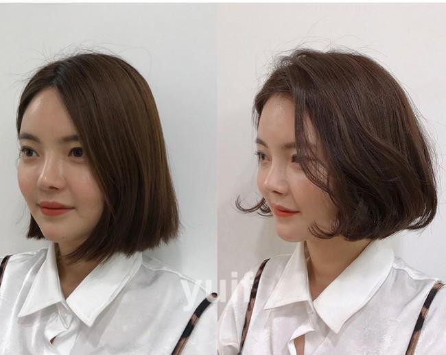 Uốn nhuộm chưa chắc đã vi diệu bằng việc đi cắt tóc mái, 10 minh chứng dưới đây sẽ giúp bạn ngộ ra chân lý này  - Ảnh 6.
