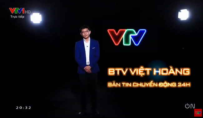 VTV Awards 2020: Giải thưởng BTV dẫn chương trình ấn tượng nhất gọi tên Việt Hoàng - chàng trai nhiều muối nhất VTV24 - Ảnh 3.