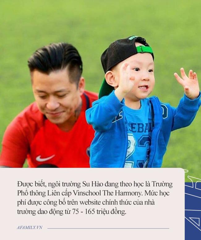 Sao Việt đưa con vào lớp 1: Con trai Tuấn Hưng được khen dạn dĩ, đáng chú ý nhất là 1001 dụng cụ mang theo đi học của con gái Hạnh Thuý - Ảnh 3.