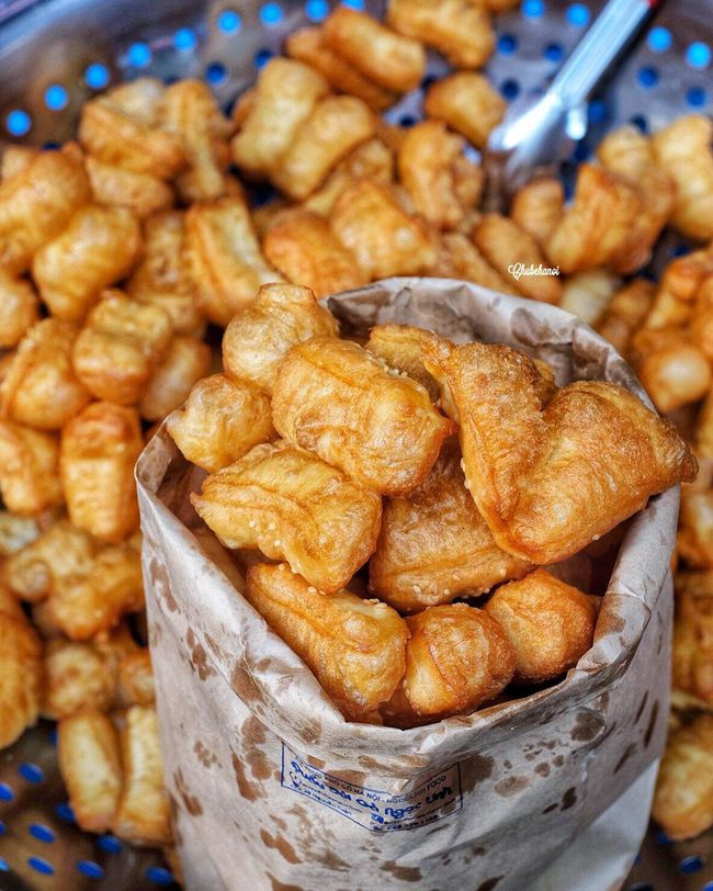 Bỏ túi ngay 5 loại món ăn vặt chiên rán order ngon hết nấc tại Hà Nội, chưa thử coi như phí cả đời người! - Ảnh 4.