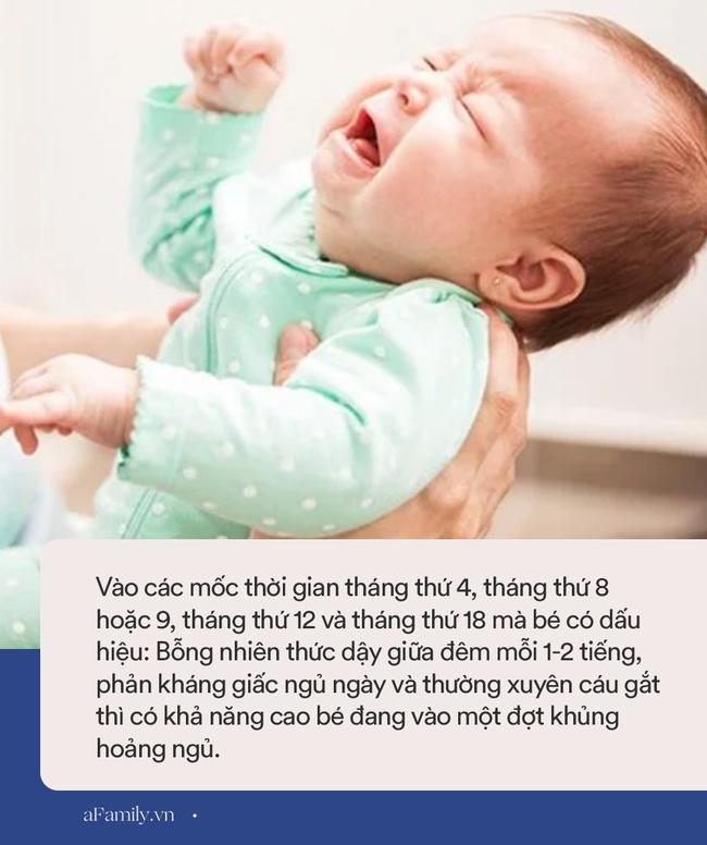 Khủng hoảng ngủ ở trẻ sơ sinh