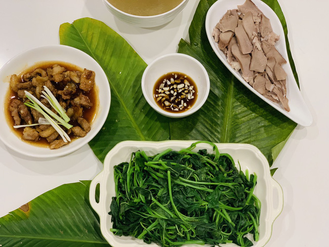 Độc quyền: Hoa hậu Ngọc Hân chia sẻ bữa tối 3 món giản dị nấu nhanh mà ngon đến ngỡ ngàng! - Ảnh 5.
